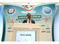 """Sağlık Bakanı Demircan: """"Sağlık çalışanlarının memnuniyeti artırılmalı"""""""