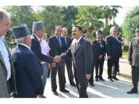 Bozyazı'da Gaziler Günü törenle kutlandı