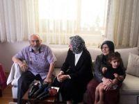 Bakan Kaya, Gaziler Günü sebebiyle gazileri ziyaret etti