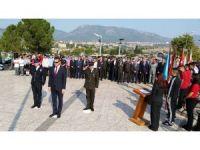Safranbolu'da Gaziler günü törenlerle kutlandı