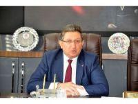 Nazilli Ticaret Odası Başkanı Arslan 4 yıllık hizmetlerini değerlendirdi