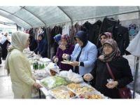 Arakanlılara destek için açılan kermese Malatyalılardan yoğun ilgi