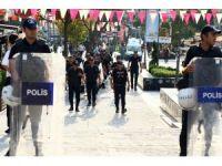 Polisten provokasyona karşı Sakarya Meydanı'nda önlem