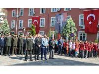Hayrabolu'da 19 Eylül Gaziler Günü törenle kutlandı