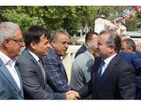 Gençlik ve Spor Bakanı'na 40 davul-zurna ile karşılama