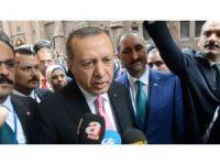 """Cumhurbaşkanı Erdoğan, """"Türkiye'yi yok farz eden Kuzey Irak MGK'da dersini alacaktır"""""""