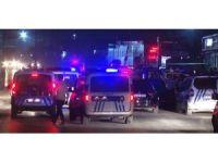 Gaziosmanpaşa'da polise silahlı saldırı: 1 polis yaralı