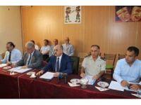 """Vali Dağlı, """"Uyuşturucu ile mücadele kesintisiz sürecek"""""""
