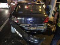 """Otoyolda üç arabaya çarptı, """"Bonzai içtim"""" diyerek ağladı"""