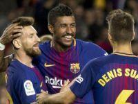 La Liga'da 5. hafta farklı galibiyetlerle başladı