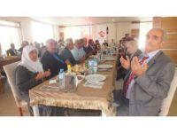 Malazgirt'te şehit aileleri ve gaziler onuruna yemek