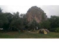 İznik'te kaya tırmanış rotaları açıldı