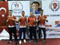 Vanlı boksör Türkiye şampiyonu oldu