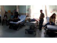 Minibüs kazasında yaralı sayısı 41'e yükseldi
