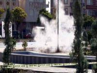 Kayseri'de 'şüpheli paket' alarmı