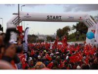 Vodafone 39'uncu İstanbul Maratonu 12 Kasım'da koşulacak