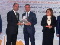 Başkan Köşker Aracı Şehirler Forumu için Nevşehir'de