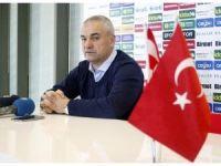 Evkur Yeni Malatyaspor, Rıza Çalımbay'da kararlı