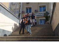 AVM'de şantaj yaparak haraç toplayan çete çökertildi