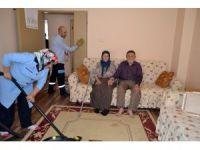Pendik Belediyesi'nden yaşlıların yüzünü güldüren hizmet