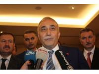 """Bakan Fakıbaba: """"Türkiye'nin gıda üretiminde lider bir ülke olacağına inanıyorum"""""""
