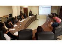 Hasta hakları birim sorumlularına eğitim