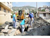 Alanya Belediyesi altyapı çalışmalarına hız verdi