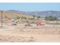 Çanakkale'de depremzedelerin evlerinin yapımına başlandı