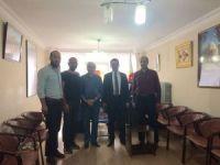 Başsavcı Tiryaki'den Bayburt Gazeteciler Cemiyeti'ne ziyaret
