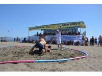 Plaj Dünya Güreş Şampiyonası İztuzu'nda yapılacak