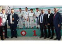 Şanlıurfa büyükşehir belediyesi judo takımından 2 madalya