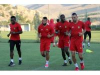 Evkur Yeni Malatyaspor, Karabük maçına Bolu'da hazırlanacak