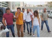 Samsun'da dolandırıcılık operasyonu: 5 gözaltı