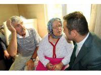 Kayseri'de hasta kadının el arabasıyla taşındığı iddiasına yalanlama