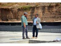 Saraykent Termal Tesisleri'nin yapımı devam ediyor