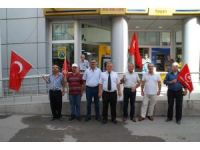Vatan Partisi'nde Irak'ta yapılacak referanduma tepki