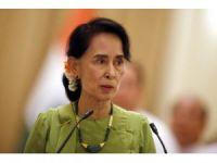 Aung San Suu Kyi'nin 'UNISON' ödülü reddedildi