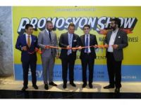 Türkiye'nin ilk konsept sektörel organizasyonu 'Promosyon Show İstanbul' başladı