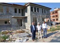 Gemlik Belediyesi'nden Ziraat Odası'na yeni bina