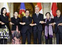 Filipinler'de 11. ASEAN Bakanlar Kurulu Sınır Ötesi Suçlar Kongresi