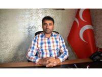 MHP Battalgazi ilçe Başkanı Samanlı'dan Muharrem ayı kutlaması