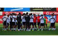 Beşiktaş, derbi maçın hazırlıklarını sürdürdü