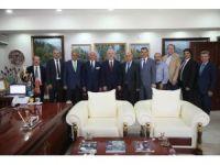 Başkan Kamil Saraçoğlu: Şehrimizin gelişip büyümesi açısından Ticaret ve Sanayi Odasının önemi büyük