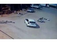 Trafik polisinin 3 kişiyi öldürmesi kamerada