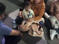 Fatih'te kaçak göçmen operasyonu
