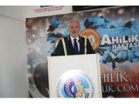 Kamil Saraçoğlu: Esnaf başımızın tacı