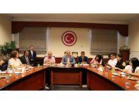 Dünya Bankası ve Filipinler Delegasyonu Bağcılar Belediyesi'ni ziyaret etti