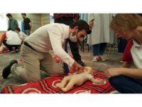 Türkiye Diyanet Vakfı ekiplerine afet ve acil müdahale eğitimi