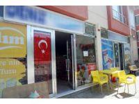 Tekirdağ'da market soygunu