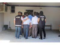 Elazığ'daki FETÖ operasyonunda 20 şüpheli adliyeye sevk edildi